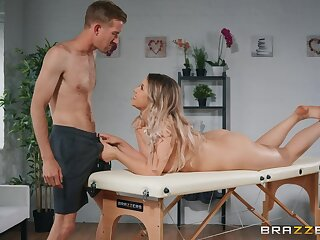 Hot MILF Nikky Dream's unforgettable massage sex encounter