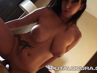 Jenny One - Chubby boobs public pick up