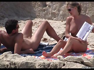 Nudist Beach Voyeur Amateur Porn