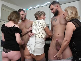 Matures share their manipulate play in serious hardcore XXX scenes