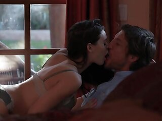 Sensual evening doggy pounding is perfect for Lana Rhoades added to Jean Valjean