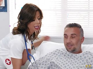 Alexis Fawx gets fucked by her patient in a routine checkup