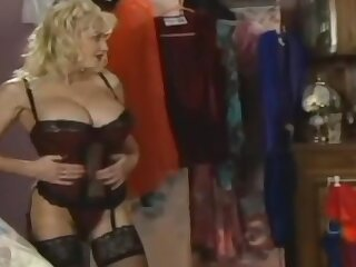 Jay Sweet (* see below) in a clothing store, Anal