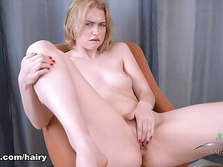 Chloe Cherry in Masturbation Movie - ATKHairy