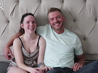 Sean and monica making a porn tape